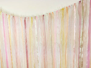 1 Metre Shabby Chic Garland Backdrop