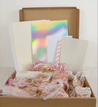 Load image into Gallery viewer, Shabby Chic Craft Box