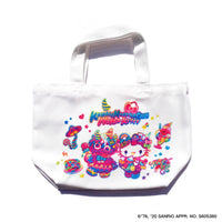 KMC × Hello Kitty collabo lunch tote