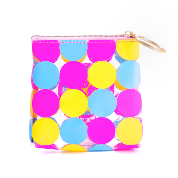 Logo Square Pouch