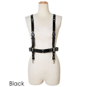 【SALE】Harness Suspenders By 6-D