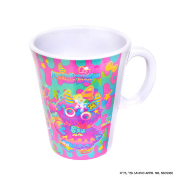 KMC × Hello Kitty collabo melamine mug