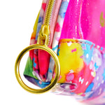 Colorful Rebellion-Pastel Shell Pouch