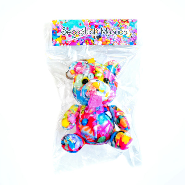 Time After Time Capsule -Bear- #Thank You All Mini Mascot Key chain Charm