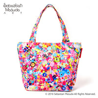 Colorful Rebellion THANK YOU ALL Lunch Tote Bag