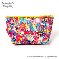 Colorful Rebellion -THANK YOU ALL- Pouch