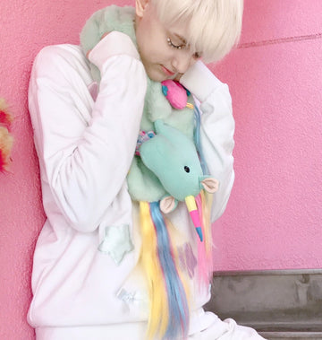 【SALE】New Generation Unicorn Scarf