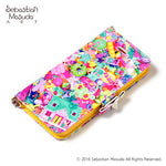 【SALE】Colorful Rebellion THANK YOU ALL iPhone SE,5,5sCase w/ Shoulder Strap