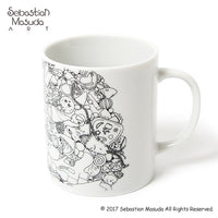 Colorful Rebellion Graphic Mug