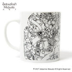 【SALE】Colorful Rebellion Graphic Mug