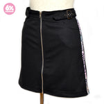 【SALE】Kon Ton Line Zip Skirt
