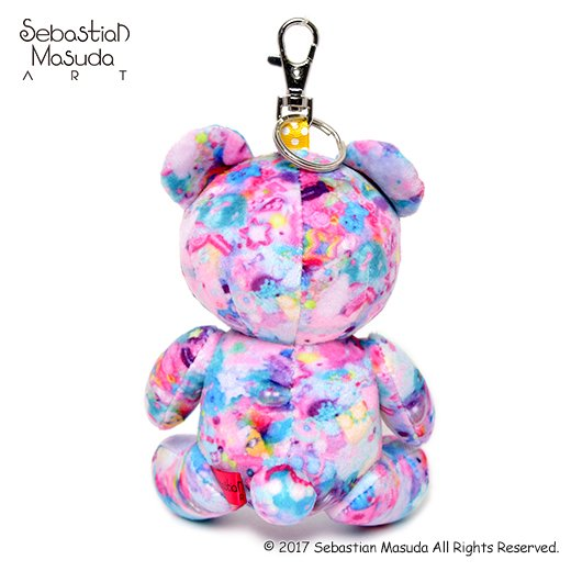 Time After Time Capsule -Bear- #Day Dream Mascot Keychain Charm