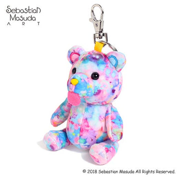 Time After Time Capsule -Bear- #Day Dream Mini Mascot Keychain Charm