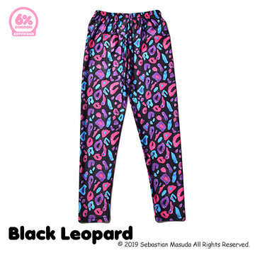 Colorful Rebellion/Animal Boyfriend Leggings