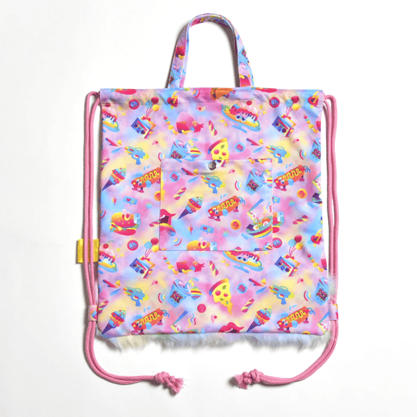 【SALE】Yummy Yummy in My Tummy Knapsack