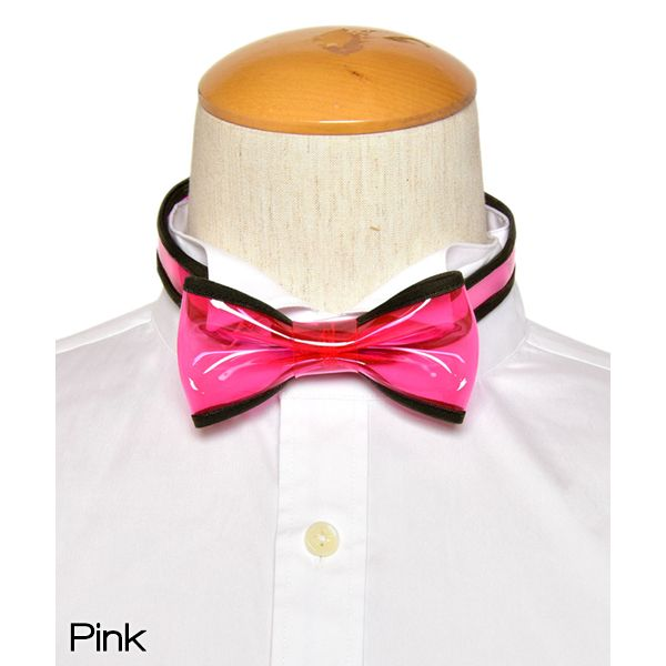 PVC Bow Tie  By 6-D
