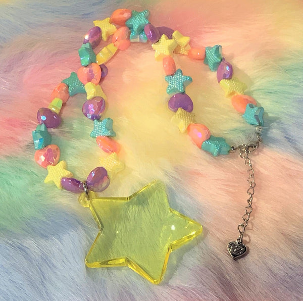 Too Lovely Star Necklace