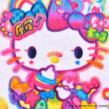 KMC×Hello Kitty collaboration mini towel