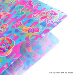 KMC×Hello Kitty collaboration clear folder set of two