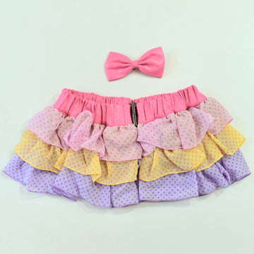 【SALE】Pastel Dream Frilly Belt