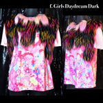 Faux Fur Customized Series Tops
