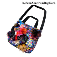 Faux Fur Customized Series Bag