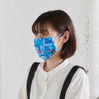 Double gauze mask By KAWAII COMPANY