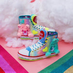 Sneakers/Care bears  By Irregular Choice