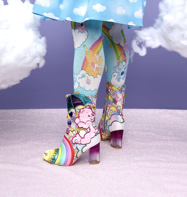 Rainbow Tights/Care Bears By Irregular Choice