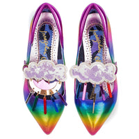 Rain Or Shine Strappy Shoes By Irregular Choice