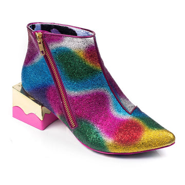 Soap Box Boots By Irregular Choice
