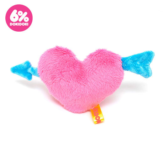 【SALE】Fluffy Plush Clip & Brooch