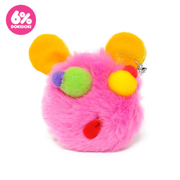 Fluffy Plush Clip & Brooch
