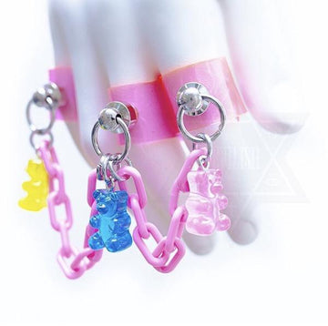 Gummy gummy rings set by DEVILISH