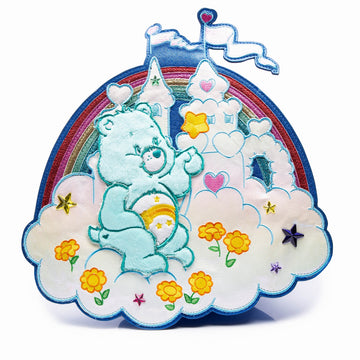 バッグg/Wish Bear on the clouds By Irregular Choice