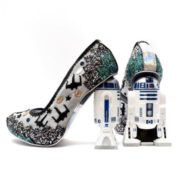 STAR WARS/R2-D2 battle By Irregular Choice