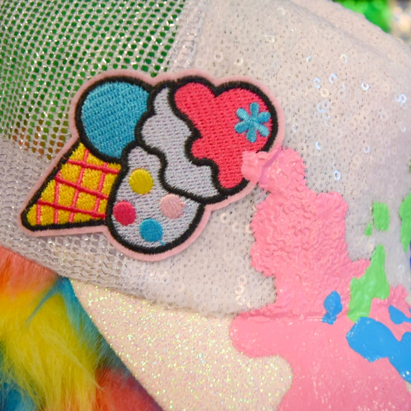 Special Customized Cap / Paint