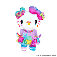 KMC × Hello Kitty collabo plush doll