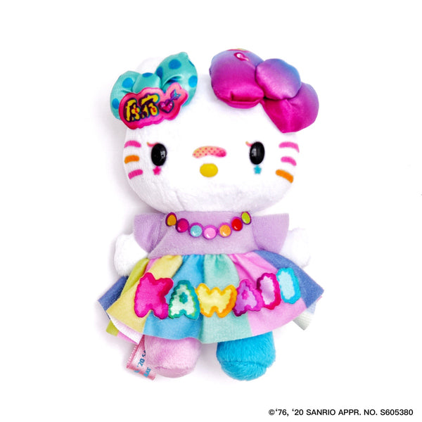 KMC × Hello Kitty collabo mini mascot keychain