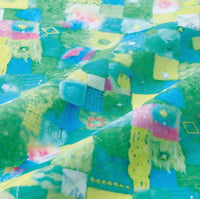 All Over Printed Big Handkerchief By KAWAII COMPANY