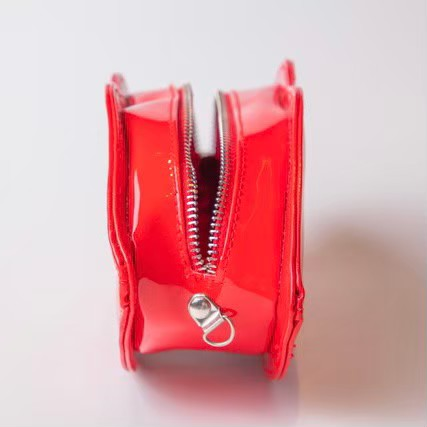 Lip shaped pochette by KMC