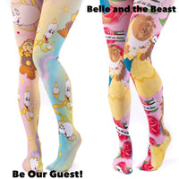 80 Denier Tights By Irregular Choice x Disney Princess