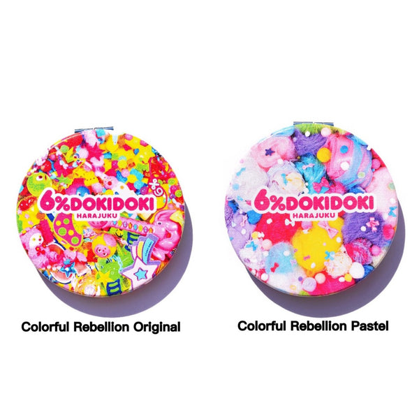 Colorful Rebellion Double Mirror