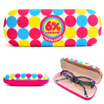 Colorful Rebellion glasses case