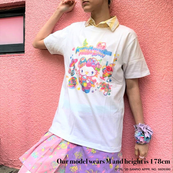 KMC×Hello Kitty collaboration T-shirt