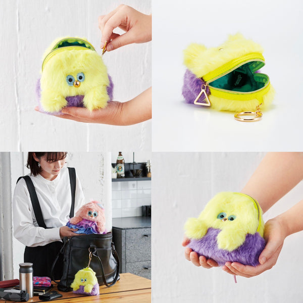 Charmy Monster Poach Friend By KAWAII COMPANY