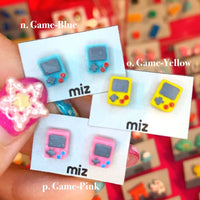 miz pierced earrings