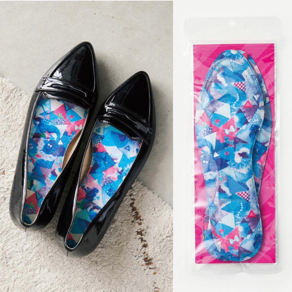 Colorful Insoles By KAWAII COMPANY