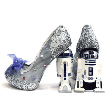 【SALE】STAR WARS/R2-D2 GLITZY By Irregular Choice