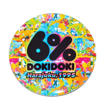 LOGO缶バッヂ/Primal Pop 6%DOKIDOKI Mix